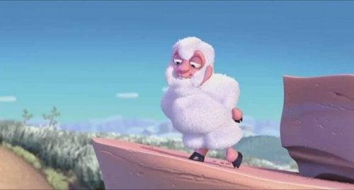 corto della pixar L'agnello rimbalzello