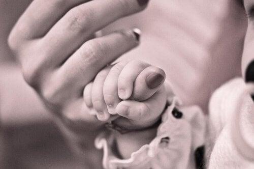 Conseguenze della depressione materna sul bambino