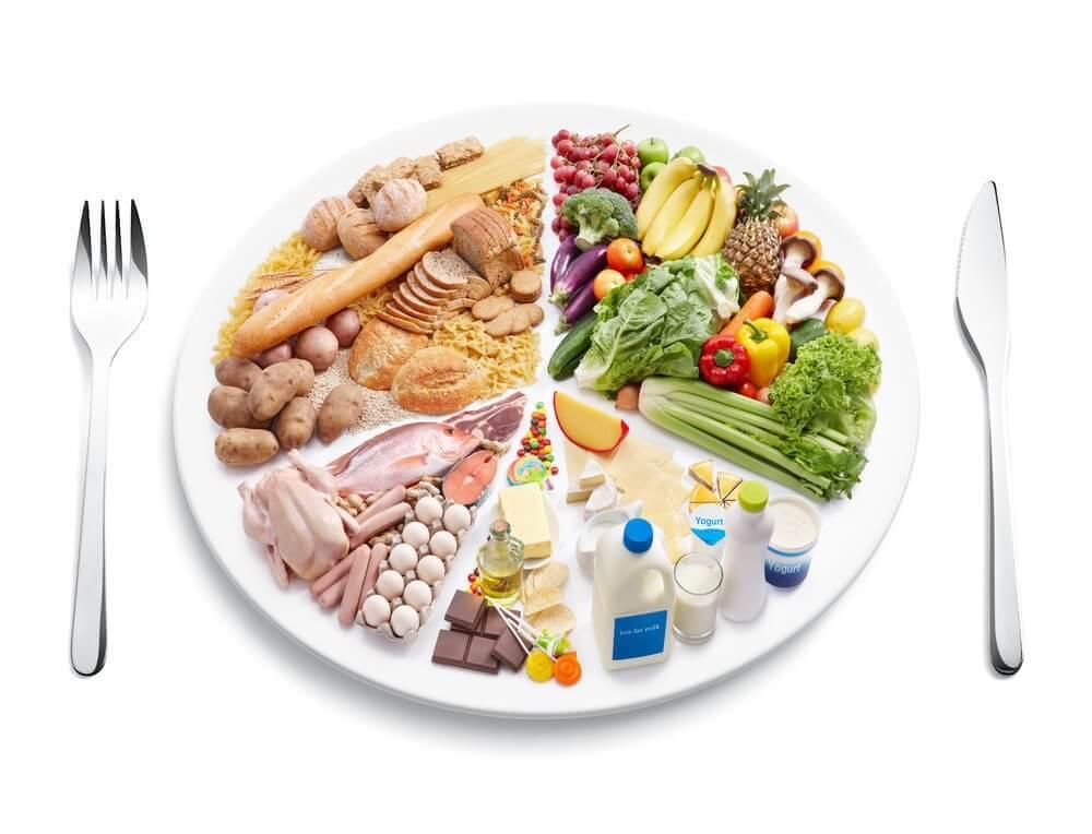 una dieta sana è il fattore chiave per combattere la cellulite