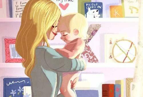 La migliore madre è quella che ama suo figlio