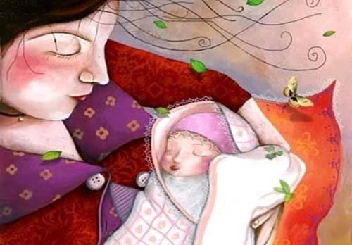 Scoprite i benefici di cantare ai neonati