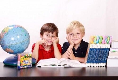3 idee per arredare la sala studio dei vostri figli