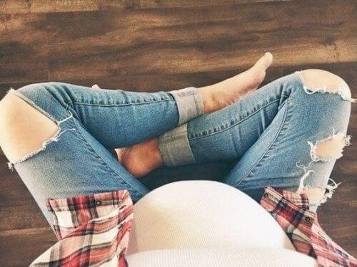 moda in gravidanza