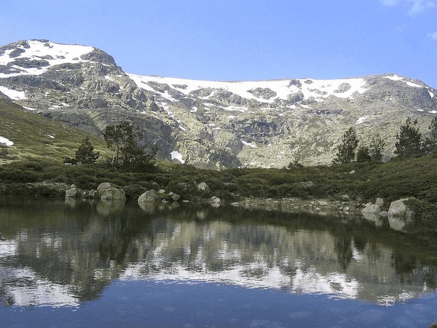 La Sierra de Guadarrama è uno dei parchi naturali
