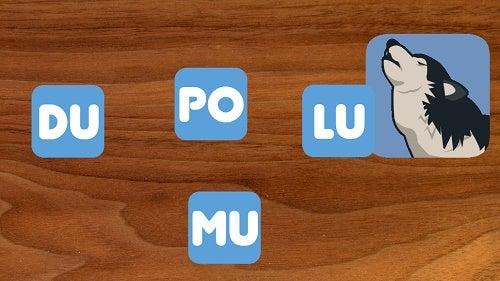 App per imparare a scrivere con le sillabe