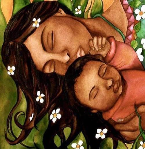 Le migliori madri sono quelle dei propri figli