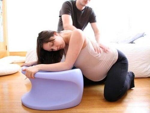 Le frasi motivazionali aiutano durante il parto