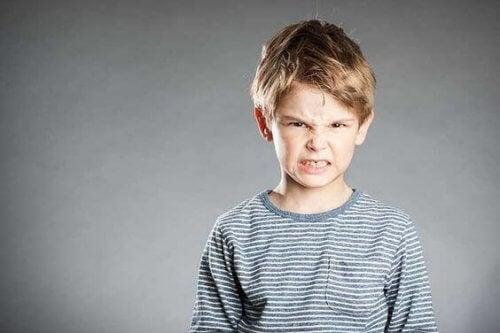 Malumore nei bambini: segno di intelligenza?