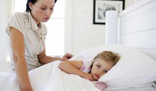"""I primi segni di indipendenza dei figli: """"Mamma, vai via!"""""""