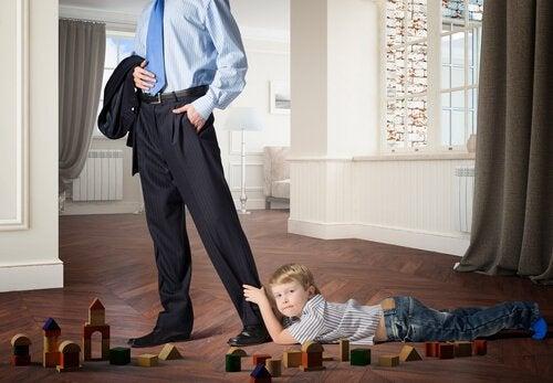 Le conseguenze delle carenze affettive nell'infanzia