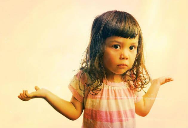 quando spiegate a vostro figlio da dove vengono i bambini, è importante non aumentare la sua confusione mentale