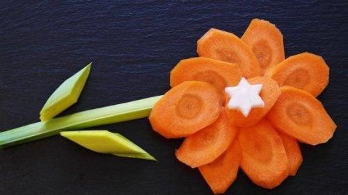 4 ricette con le carote per bambini