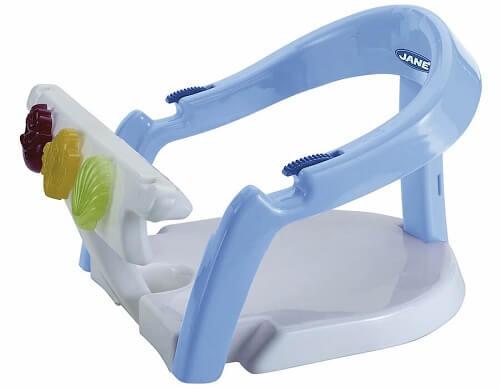 Seggiolino per fare il bagno al neonato