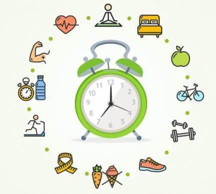 Tabella delle routine per bambini: scoprite i suoi benefici