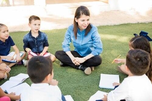 Ecopedagogia: educare all'aria aperta