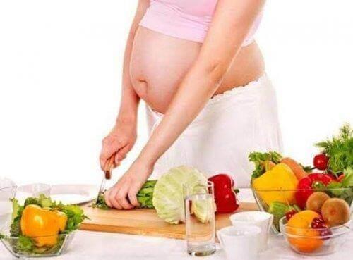 benefici delle carote in gravidanza