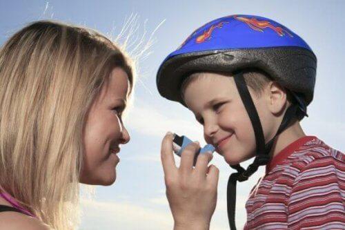 I bambini che hanno l'asma possono fare sport?