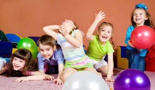 4 attività divertenti per bambini iperattivi