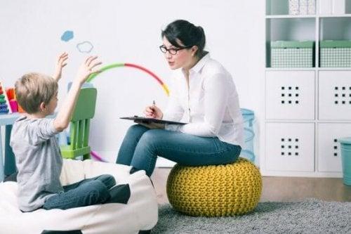 Che cos'è la psicologia pediatrica?