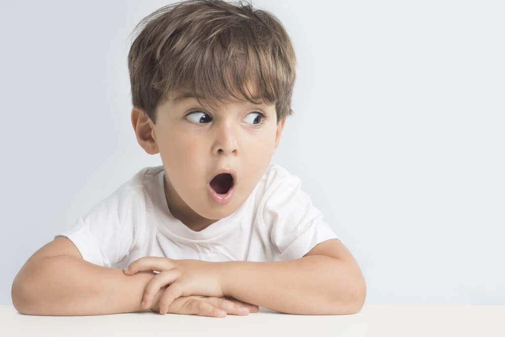 Spiegare al bambino il significato delle parolacce