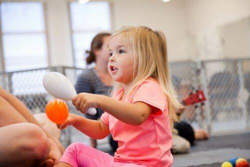 Quali sono i benefici della musica per i bambini?