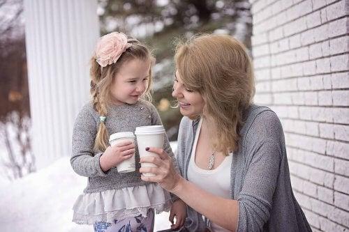 Comunicazione per crescere dei bambini felici