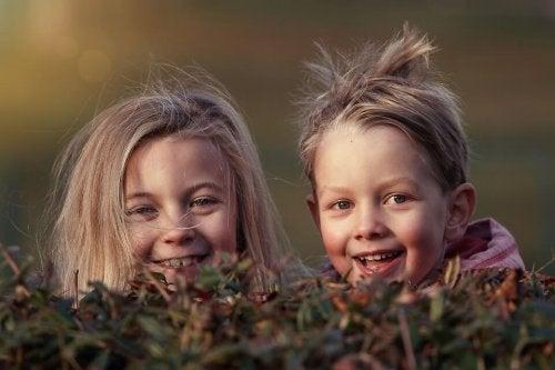 i cugini possono condividere un gran numero di esperienze