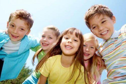 empatia per crescere bambini felici e di successo