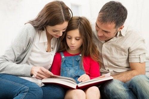 Andare d'accordo su come educare i figli