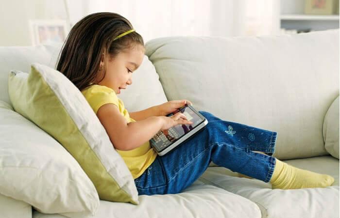 la sedentarietà nei bambini è uno stile di vita sempre più diffuso