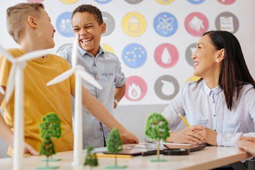 per ottenere un apprendimento efficace è importante divertirsi