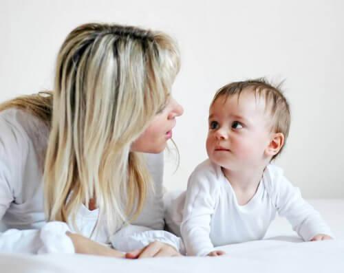 Utilizzate il linguaggio emotivo per entrare in sintonia con i bambini