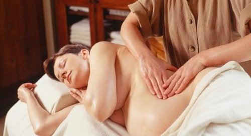 Sono sicuri i massaggi durante la gravidanza?