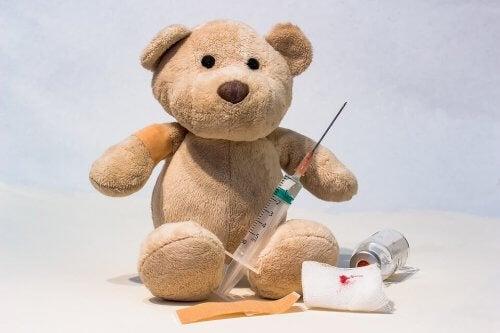 l'OMS consiglia di far vaccinare anziani e bambini