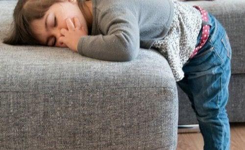 L'importanza del riposo nell'infanzia