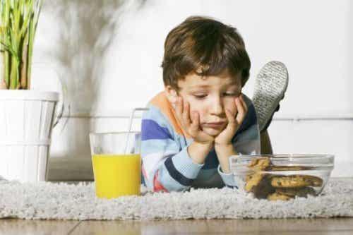 Riconoscere i sintomi del diabete infantile