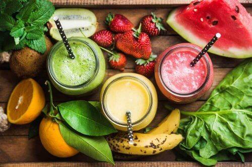 smoothies di frutta contro la tosse notturna