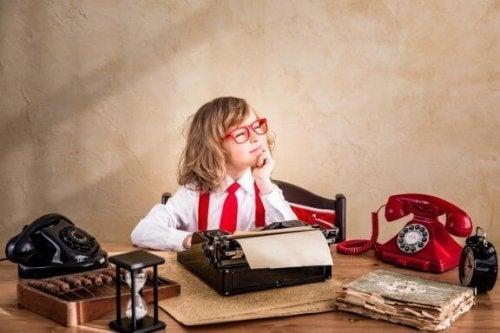 12 strategie per motivare i bambini a scrivere