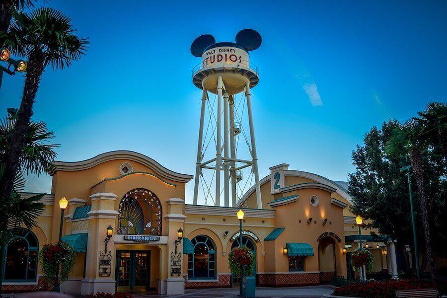 Visitare i personaggi Disney