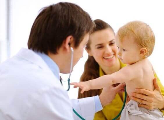 i controlli medici del primo anno di vita sono molto importanti