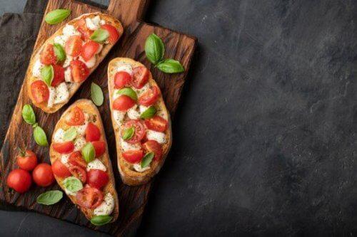 6 idee per aperitivi veloci e sfiziosi