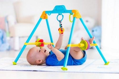 Esercizi di stimolazione precoce per bambini