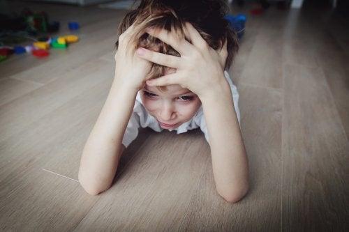 stress infantile