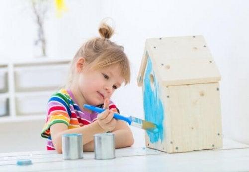 Attività casalinghe per bambini: ecco alcune idee