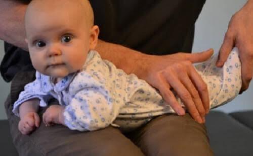 Chiropratico e neonato