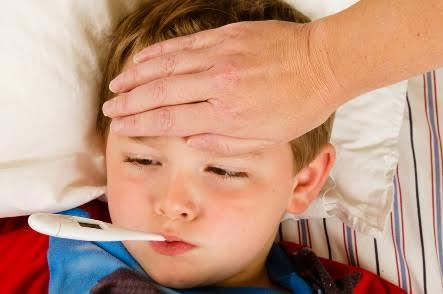 Come agire nel caso delle convulsioni febbrili