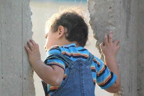 l'infanzia è una continua scoperta