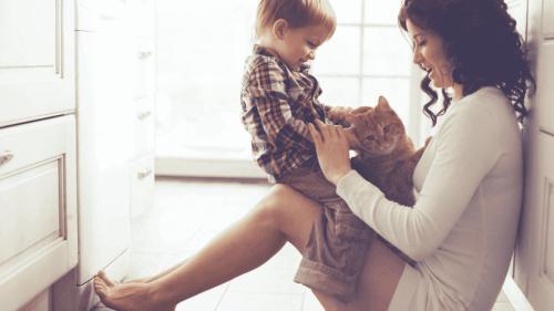 Per godersi la maternità è necessario avere delle priorità