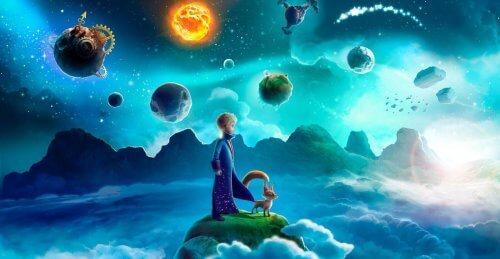 """Gli insegnamenti che """"Il Piccolo Principe"""" offre ai bambini"""