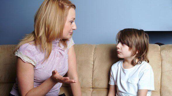 Parlare con nostro figlio